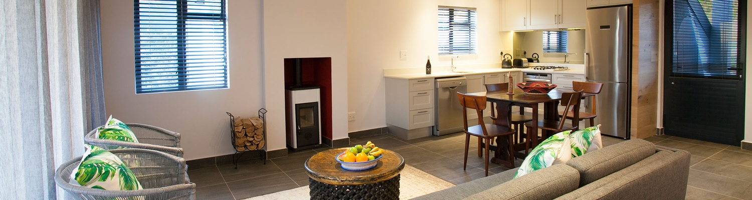 interior mont angelis cottages stellenbosch accommodation blaauwklippen valley